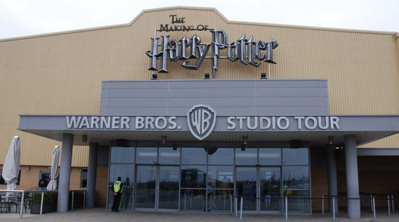 Harry Potter. Estudios Leavesden de Warner Bros